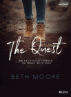 The Quest - Study Journal: An Excursion Toward Intimacy with God Cover Image