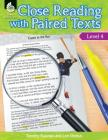 Close Reading with Paired Texts Level 4: Engaging Lessons to Improve Comprehension Cover Image