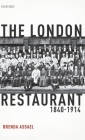 The London Restaurant, 1840-1914 Cover Image