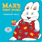 Max's First Word (Max and Ruby) Cover Image