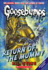 Return of the Mummy (Goosebumps #23) Cover Image