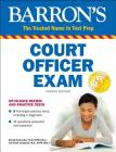 Court Officer Exam (Barron's Test Prep) Cover Image