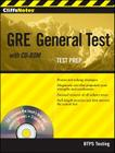 CliffsNotes GRE General Test with CD-ROM Cover Image