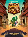 A New Sheriff in Town #3 (Zoo Patrol Squad #3) Cover Image