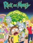 Rick and Morty: Coloring Book for Adults, Activity Book Cover Image