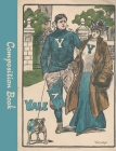 Yale Composition Book: College Rule Notebook Cover Image