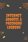 Internet Address & Password Logbook 6