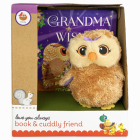 Grandma Wishes Gift Set [With Plush Owl Toy] Cover Image