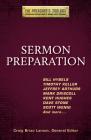 Sermon Preparation (Preacher's Toolbox #4) Cover Image
