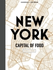 New York Capital of Food: Recipes and Stories Cover Image