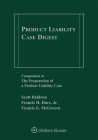 Product Liability Case Digest: 2020 Edition Cover Image