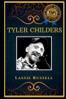 Tyler Childers: Country and Bluegrass Star, the Original Anti-Anxiety Adult Coloring Book Cover Image