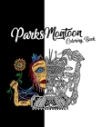 Parks Montoon Coloring Book Cover Image