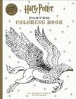 Harry Potter Poster Coloring Book (Harry Potter) Cover Image