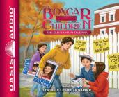 The Election Day Dilemma (Library Edition) (The Boxcar Children Mysteries #145) Cover Image