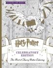 The Best of Harry Potter Coloring: Celebratory Edition (Harry Potter) Cover Image