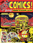 The Best American Comics 2018 (The Best American Series ®) Cover Image