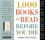 1,000 Books to Read Before You Die Page-A-Day Calendar 2020 Cover Image