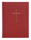 Book of Common Prayer Chapel Edition: Red Hardcover Cover Image