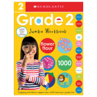 Second Grade Jumbo Workbook: Scholastic Early Learners (Jumbo Workbook) Cover Image