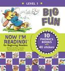 Now I'm Reading! Level 1: Big Fun (NIR! Leveled Readers) Cover Image