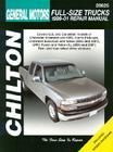General Motors Full Size Trucks: 1999-01 Repair Manual Cover Image