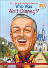 Who Was Walt Disney? (Who Was...?) Cover Image