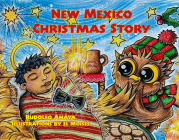 New Mexico Christmas Story: Owl in a Straw Hat 3 Cover Image