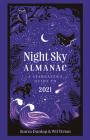 Night Sky Almanac: A Stargazer's Guide to 2021 Cover Image
