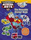Transformers Rescue Bots: Reusable Sticker Book Cover Image