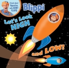 Blippi: Let's Look High and Low (8x8 with Flaps) Cover Image