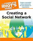 The Complete Idiot's Guide to Creating a Social Network Cover Image