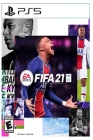 Fifa 21: Become a Pro in Ps5 Fifa 21 Cover Image