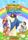 Five-Minute Bedtime Bible Stories (American Bible Society) Cover Image