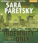 Indemnity Only Cover Image