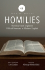 The First Book of Homilies: The Church of England's Official Sermons in Modern English Cover Image