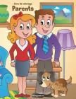 Livre de coloriage Parents 1 Cover Image