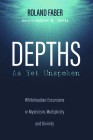 Depths As Yet Unspoken Cover Image