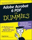 Adobe Acrobat 6 PDF for Dummies Cover Image