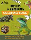 Reptiles & Amphibians Cover Image