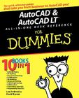 AutoCAD and AutoCAD LT All-In-One Desk Reference for Dummies Cover Image