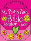 My Pretty Pink Bible Sticker Purse Cover Image