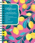 Posh: Deluxe Organizer 17-Month 2020-2021 Monthly/Weekly Planner Calendar: Lemondrops Cover Image