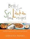 Best Of Sri Lankan Food Recipes Cover Image