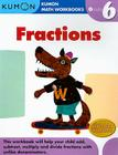 Fractions Grade 6 (Kumon Math Workbooks) Cover Image