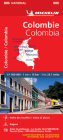 Michelin Columbia Road and Tourist Map No. 806 Cover Image