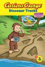 Curious George Dinosaur Tracks (CGTV Reader) Cover Image