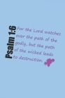Psalm 1: 6: Vision Book Cover Image