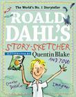 Roald Dahl's Story-Sketcher: Create! Doodle! Imagine! Cover Image