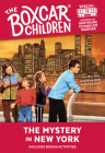 The Mystery in New York (The Boxcar Children Mystery & Activities Specials #13) Cover Image